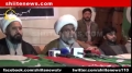 [29 Dec 2013] MWM Press conference regarding Target killing of MWM Candidates - Karachi - Urdu