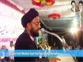 Ettehaad-e-Insaniyat Conference 2013 - Warangal - Moulana Taqi Agha - Urdu