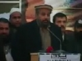 [قومی امن کنونشن] Speech : Suuni Ittehad Council | Sahabzada Hamid Raza Sahab - 05 January 2014 - Urdu