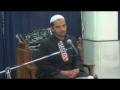 Wasiyat-e-Imam Hassan-e-Askari (a) - 7th Rabiul Awwal 1435 A.H - Moulana Agha Munawar Ali - Urdu