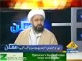[Talk Show] Capital News | H.I Amin Shaheedi - Aik Ummat Mei Phoot Zimedar Sirf Hukmaran Hi Ya Ulma Bhi -14Jan2014- Urdu