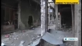 [19 Jan 2014] Exclusive: Food aid reaches Damascus Palestinian refugee camp - English
