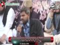 [کراچی نمائش یکجہتی دھرنا] Saneha e Mastung | Kalam : Br. Kashif Zaidi - 23 Jan 2014 - Urdu