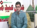 [جشن صادقین | Jashne Sadiqain] 19 Jan 2014 - Manqabat : Br. Jaleel - Malir, Karachi - Urdu
