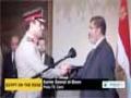 [30 Jan 2014] Egypt Sisi cleared for presidential bid - English