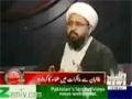 [Indepth] Waqt News | Taliban Se Muzakrat Aur Ulmah Ka Kirdaar..?? - H.I Amin Shaheedi - 30 Jan 2014 - Urdu