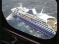 MV Grand Voyager- In rough Sea