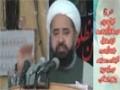 [Short Speech] مکتب تشیع یعنی مکتب علی علیہ السلام - H.I Amin Shaheedi - Urdu