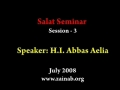 Salaat Seminar in Seattle - Part 09 (abbasayleya.org) English
