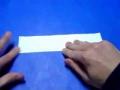 Crazy Paper Folding Trick - English