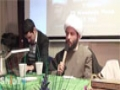 Reviving Spirituality - Q&A Session | Sheikh Hamza Sodagar | Glasgow AhlulBayt Assoc English
