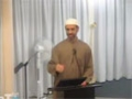 Br. Khalil Jaffer- Logistics of Hajj - English