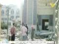 [Almanar News Report] Terrorist Attack On Shirne Of Hazrat Ammar Yasir (R.A) And Hazrat Owais Qarni (R.A)
