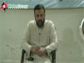 [Tarbiyati Nashist تربیتی نشست] Br. Naqi Hashmi - 21 Mar 2014 - Urdu