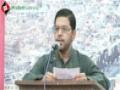 [Seminar : Shaheed Dr. Muhammad Ali wa Shaheed Ustad Sibte Jaffer] Salam : Janab Salman - 25 Mar 2014 - Urdu