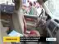 [08 Apr 2014] Houthi community member, Head of Haq party escapes assassination - English