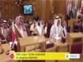 [09 Apr 2014] Arab League: Tel Aviv responsible for dangerous stalemate - English