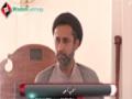 [Khutba e Juma] H.I Haider Naqvi - Shahadat Hazrat Fatima (S.A) - 4 April 2014 - Yusrab - Urdu
