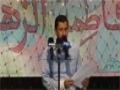 {02} [Live Program] Milad Fatima Zahra (S.A) - Aba Thar Halwaji - Farsi