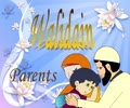Walidain - Parents Islamic cartoon - Urdu