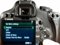 {18} [How To use Canon Camera] Advanced & Custom Menus Part 5 - English
