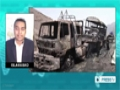 [04 May 2014] 2 killed as gunmen attack NATO trucks in Pakistan\'s northwest - English