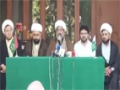 {01} [Important press conference of 11 May Issue] Allama Raja Nasir Abbas, accompanied by Union Cabinet - Urdu