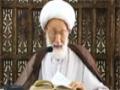 {12} [Ramahan Lecture] Quranic shine | ومضات قرآنية - Ayatullah Isa Qasim - Arabic