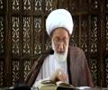 {19} [Ramadhan Lecture] Quranic shine | ومضات قرآنية - Ayatullah Isa Qasim - Arabic