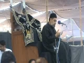 Central Majlis Pakistan Nashtar Park 21st Ramzan Shahadat Imam Ali as - Part 1 by Agha Syed Ali Murtaza Zaidi-Urdu