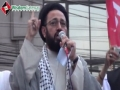 [16 May youme Murdabad America wa Israel] Speech : Sadiq Raza Taqvi - 16 May 2014 - Urdu