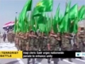 [20 June 2014] Military parade held in Baghdad to show solidarity with Iraqi army - English