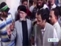 [23 June 2014] Pakistan prevents controversial cleric from landing in Islamabad - English