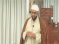 [Nahjul Balagha Letter #31] 15 Jumada al-Thani 1435 - Sheikh Jaffer H. Jaffer - Week 6 - English