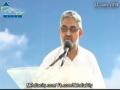 [22 June 2014] 3rd Annual Meeting at Mehdia City Site - Urdu
