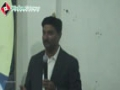 [Tulo ue Fajr Taleemi Convention 2014] Speech : Br. Shouqat Shirazi - Lahore - Urdu