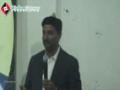 [Tulo ue Fajr Taleemi Convention 2014] Speech : Br. Shouqat Shirazi - Lahore - Urdu
