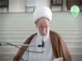 {05} [Ramadhan Lecture] Quranic illuminations | إضاءات قرآنية - Ayatullah Isa Qasim - Arabic