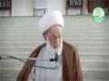 {06} [Ramadhan Lecture] Quranic illuminations | إضاءات قرآنية - Ayatullah Isa Qasim - Arabic