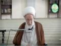 {07} [Ramadhan Lecture] Quranic illuminations | إضاءات قرآنية - Ayatullah Isa Qasim - Arabic