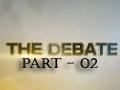 [30 June 2014] The Debate - Pakistan offensive against pro-Taliban militants (P.2) - English