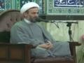 زلال سخن - H.I. Alireza Panahian - ارزش زمان در زندگی - Farsi