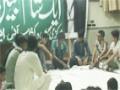[جانثاران مہدی محبین ورکشاپ] Tanzimi Talk Show - Jamia Imam Sadiq, Islamabad - Urdu