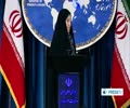 [08 July 2014] Foreign Ministry Spokeswoman Marzieh Afkham weekly press conf. (P.3) (9.7.2014) - English