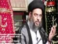 [11] Tafseer e Bismillah aur Surah Ankaboot - H.I Aqeel ul Gharavi - 11 Ramzan 1435 - Urdu