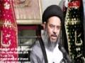 [13] Tafseer e Bismillah aur Surah Ankaboot - H.I Aqeel ul Gharavi - 13 Ramzan 1435 - Urdu