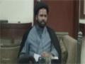 [02] Maah e Ramzan Maah e Bedari - H.I Ali Afzaal Rizvi - 07 Ramzan 1435 - Urdu