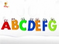 Nursery Rhyme - ABC Song | Alphabet Song - English