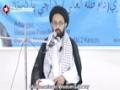 [03] حقیقت تقویٰ - H.I Sadiq Taqvi - 18 Ramazan 1435 - Urdu