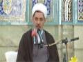 [Ramadhan 1435] درخواستِ ہدایت و استقامت دردینداری   Speech : H.I Nasir Rafi - Farsi